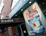 "Theatre Marquee for the Opening Night Performance for The Vineyard Theatre production of  ""Do You Feel Anger?"" at the Vineyard Theatre on April 2, 2019 in New York City."