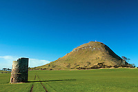 North Berwick Law and Dovecot, North Berwick, East Lothian