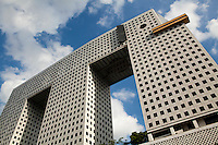 The Elephant Building or Chang Building  is a high-rise building located on Paholyothin Road & Ratchadaphisek Road in Bangkok. The building is one of the most famous buildings in Bangkok because it has the characteristics of an elephant with 32 floors and is 102 meters high, it was completed in 1997.
