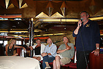 Beth Chamberlin, Kim Zimmer, Adam Reist, Jordan Clarke, Ron Raines - Meet & Greet - Day 2 - August 1, 2010 - So Long Springfield at Sea aboard Carnival's Glory (Photos by Sue Coflin/Max Photos)