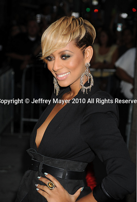 "HOLLYWOOD, CA. - August 04: Keri Hilson arrives at the ""Takers"" Los Angeles Premiere at the ArcLight Cinemas on August 4, 2010 in Hollywood, California."