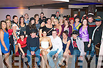 "Still 29: Sarah O'Connell(seated 3rd from Lt)from Lixnaw had a fab ""Mad Hatters""party for her 30th birthday in the AbbeyInn,Tralee last Saturday surrounded by Family and friends.."