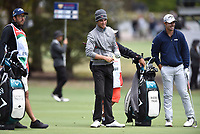 Renato Paratore (ITA) and Andrea Pavan (ITA) during the 3rd round of the World Cup of Golf, The Metropolitan Golf Club, The Metropolitan Golf Club, Victoria, Australia. 24/11/2018<br /> Picture: Golffile | Anthony Powter<br /> <br /> <br /> All photo usage must carry mandatory copyright credit (&copy; Golffile | Anthony Powter)