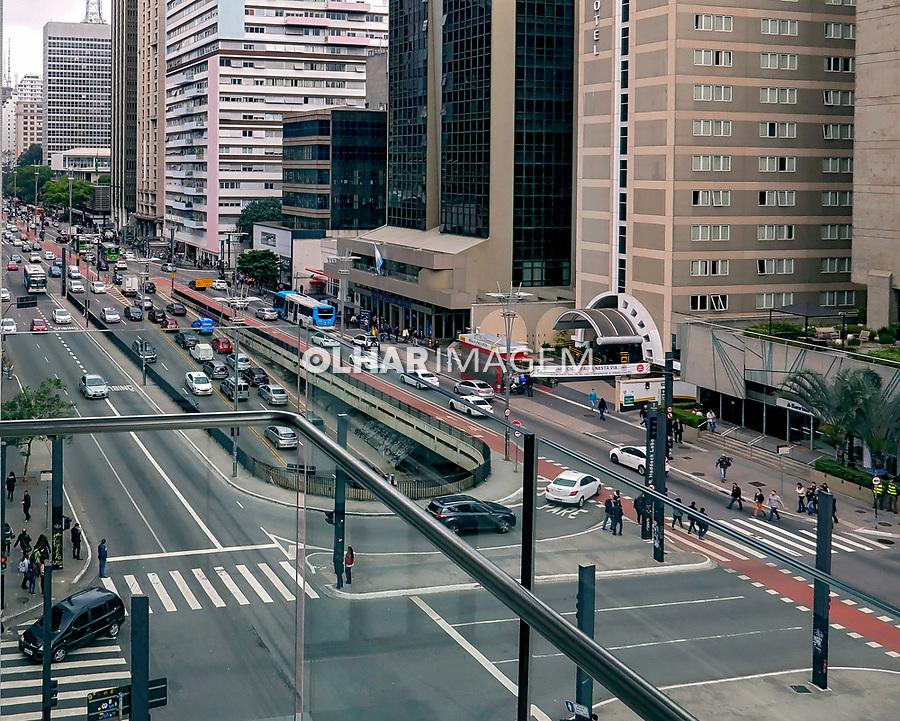 Avenida Paulista, Sao Paulo. 2019, foto Juca Martins.