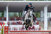ESP-Sergio Alvarez Moya rides Gazquine Tag during the Trofeo Casino de Asturias - 1.40m. 2019 ESP-CSIO5* Gijon. Asturias, Spain. Saturday 31 August. Copyright Photo: Libby Law Photography