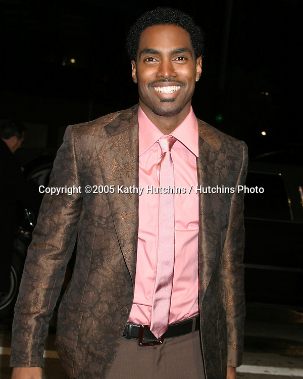 Bryce Wilson.Beauty  Shop Premiere.Mann's National Theater.March 24, 2005.©2005 Kathy Hutchins / Hutchins Photo...