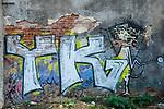 Krakowski Kazimierz - mural