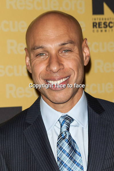 NEW YORK, NY - NOVEMBER 6, 2013: Joshua Redman attends the 2013 International Rescue Committee Freedom Award Benefit at The Waldorf Astoria on November 6, 2013 in New York City. <br /> Credit: MediaPunch/face to face<br /> - Germany, Austria, Switzerland, Eastern Europe, Australia, UK, USA, Taiwan, Singapore, China, Malaysia, Thailand, Sweden, Estonia, Latvia and Lithuania rights only -
