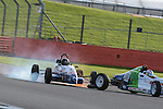 Kyle Kirkwood - Cliff Dempsey Racing/Team USA Scholarship Ray GR07 & Ben Norton - Wiltshire College Spectrum 010B
