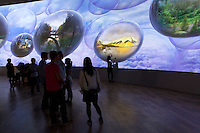 Finnish Pavilion 'Kirnu' at Shanghai World Expo 2010, in Shanghai, China, on April 29, 2010. Photo by Lucas Schifres/Pictobank
