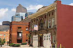 Station 1, Denver Fire Department Museum, (built 1909). <br />