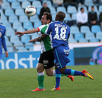 10munitis(racing) 18masilea(getafe)