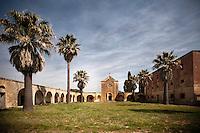 Monteruga è una località disabitata del comune di Veglie in provincia di Lecce. Sorta nel ventennio fascista, è un tipico esempio di villaggio dell'Ente Riforma. Si sviluppò in seguito alla riforma fondiaria del 1950 quando numerosi terreni agricoli furono espropriati ed assegnati ai contadini che qui vi si stabilirono. La storia di Monteruga come centro abitato termina con la privatizzazione dell'azienda agricola negli anni ottanta; restano, a testimonianza di un recente passato, gli alloggi, la scuola, la piazza centrale, la chiesa intitolata a sant'Antonio Abate. Il toponimo allude ad un colle solcato da un fosso.