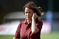 Elisabetta Bavagnoli coach of AS Roma <br /> Roma 8/9/2019 Stadio Tre Fontane <br /> Luisa Petrucci Trophy 2019<br /> AS Roma - Paris Saint Germain<br /> Photo Andrea Staccioli / Insidefoto