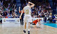 2019.12.05 EuroLeague Real Madrid Baloncesto VS Valencia Basket