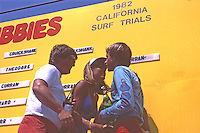 Stubbies Surf Competition Orange County California 1982