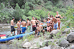 7/16/14 Private Rafters Kayakers Canoers Paddle Boarders & Tubers Upper Colorado River