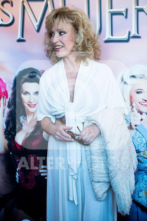 "Silvia Tortosa during the red carpet of the theater play ""La Asamblea de las Mujeres"" at Teatro La Latina in Madrid. August 25. 2016. (ALTERPHOTOS/Borja B.Hojas)"