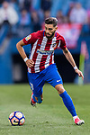 Yannick Ferreira Carrasco of Atletico de Madrid in action during the La Liga match between Atletico de Madrid vs Villarreal CF at the Estadio Vicente Calderon on 25 April 2017 in Madrid, Spain. Photo by Diego Gonzalez Souto / Power Sport Images