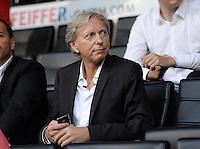 FUSSBALL   INTERNATIONAL   UEFA EUROPA LEAGUE   SAISON 2013/2014    Qualifikation VfB Stuttgart - Botev Plovdiv    08.08.2013 Spielerberater Uli Ferber