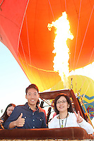 20141010 10 October Hot Air Balloon Cairns