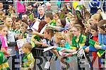 Darran O'Sullivan at Kerry GAA family day at Fitzgerald Stadium on Saturday.