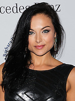BEVERLY HILLS, CA, USA - OCTOBER 11: Christina Ochoa arrives at the 2014 Carousel Of Hope Ball held at the Beverly Hilton Hotel on October 11, 2014 in Beverly Hills, California, United States. (Photo by Celebrity Monitor)