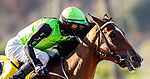AUG 07: My Girl Red with Flavien Prat win the Sorrento Stakes at Del Mar Thoroughbred Club in Del Mar, California on August 07, 2020. Evers/Eclipse Sportswire/CSM