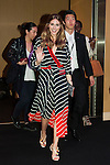 American socialite Olivia Palermo attends the ''ELLE Women in Society'' event on July 13, 2015, Tokyo, Japan. The event promotes the working women's roll in Japanese society with various seminars where top businesswomen, musicians, writers and other international celebrities speak about the working women's roll in the world. By 2020 Prime Minister Shinzo Abe's administration aims to increase the percentage of women in leadership positions to 30% in Japan. (Photo by Rodrigo Reyes Marin/AFLO)