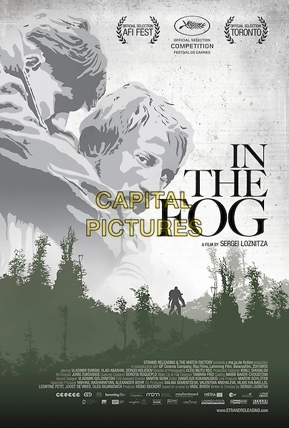 AMERICAN POSTER ART<br /> in In the Fog (2012) <br /> (V tumane)<br /> *Filmstill - Editorial Use Only*<br /> CAP/FB<br /> Image supplied by Capital Pictures