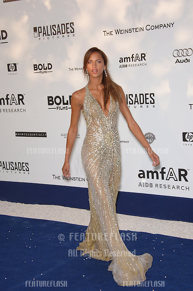 Actress NOEMIE LENOIR at amfAR's Cinema Against AIDS gala at the Moulin de Mougins restaurant in Cannes..May 25, 2006  Cannes, France..© 2006 Paul Smith / Featureflash