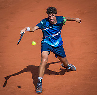 Paris, France, 31 May, 2017, Tennis, French Open, Roland Garros, Robin Haase (NED) <br /> Photo: Henk Koster/tennisimages.com