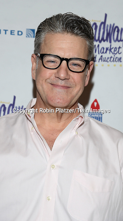 Jonathan Freeman attends the 28th Annual  Broadway Cares/ Equity Fights Aids Flea Market and Auction on September 21,2014 in Shubert Alley in New York City. <br /> <br /> photo by Robin Platzer/Twin Images<br />  <br /> phone number 212-935-0770