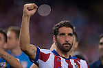 Spanish Super Cup first leg football match Club Atletico de Madrid vs Real Madrid CF at the Manzanares stadium in Madrid on August 22, 2014. PHOTOCALL3000/ DP