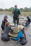 Sean Van Sommeran Photo Identifying Leopard Shark