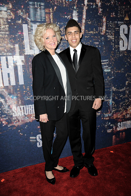 WWW.ACEPIXS.COM<br /> February 15, 2015 New York City<br /> <br /> Christine Ebersole walking the red carpet at the SNL 40th Anniversary Special at 30 Rockefeller Plaza on February 15, 2015 in New York City.<br /> <br /> Please byline: Kristin Callahan/AcePictures<br /> <br /> ACEPIXS.COM<br /> <br /> Tel: (646) 769 0430<br /> e-mail: info@acepixs.com<br /> web: http://www.acepixs.com