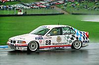 1993 British Touring Car Championship. #22 Joachim Winkelhock (DEU). BMW Motorsport. BMW 318i.