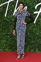 Ikram Abdi Omar<br /> arriving forThe Fashion Awards 2019 at the Royal Albert Hall, London.<br /> <br /> ©Ash Knotek  D3542 02/12/2019