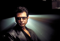 Jurassic Park (1993)<br /> Jeff Goldblum  <br /> *Filmstill - Editorial Use Only*<br /> CAP/KFS<br /> Image supplied by Capital Pictures