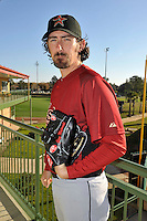 Feb 25, 2010; Kissimmee, FL, USA; The Houston Astros pitcher Gary Majewski (56) during photoday at Osceola County Stadium. Mandatory Credit: Tomasso De Rosa/ Four Seam Images
