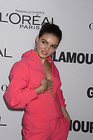 NEW YORK, NY - NOVEMBER 13: Camren Bicondova attends the 2017 Glamour Women of The Year Awards at Kings Theatre on November 13, 2017 in New York City. <br /> <br /> <br /> People:  Camren Bicondova<br /> <br /> Transmission Ref:  MNC1<br /> <br /> Hoo-Me.com / MediaPunch