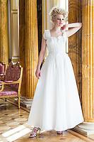 Beyond Burlesque Bridal Wear Shoot