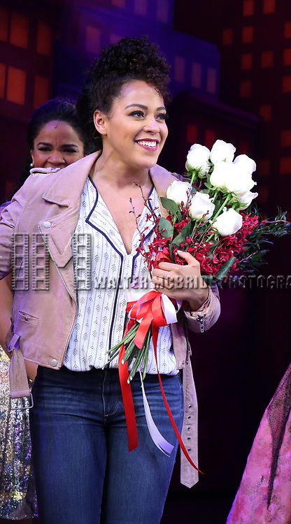 """Lilli Cooper during the Broadway Opening Night of """"Tootsie"""" at The Marquis Theatre on April 22, 2019  in New York City."""