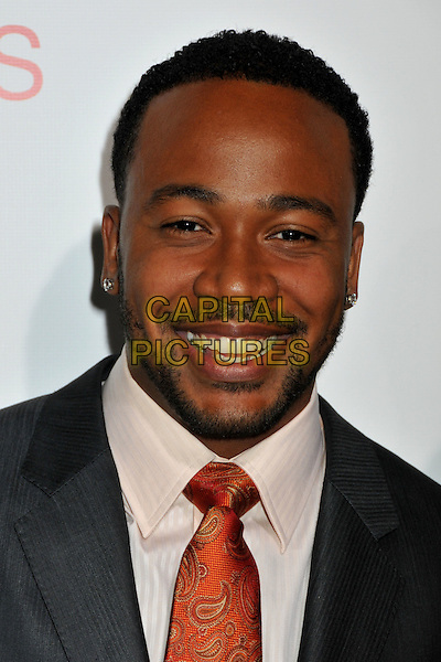 "COLUMBUS SHORT .""Cadillac Records"" Los Angeles Premiere at Grauman's Egyptian Theatre, Hollywood, California, USA..November 24th, 2008.headshot portrait beard facial hair .CAP/ADM/BP.©Byron Purvis/AdMedia/Capital Pictures."