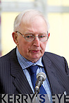 Brian McCarthy Fexco speaking at the Business briefing on the Stability Treaty in the Dromhall Hotel, Killarney, on Friday