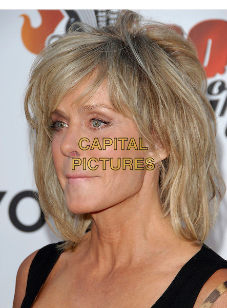 FARRAH FAWCETT.attends The Comedy Central's Roast of William Shatner held at CBS STudios in Studio City, California, USA, .August 13, 2006.portrait headshot funny face lip.Ref: DVS.www.capitalpictures.com.sales@capitalpictures.com.©Debbie VanStory/Capital Pictures