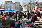 20080202 - France - Aquitaine - Bordeaux<br /> LE MARCHE SAINT-MICHEL, PLACE SAINT-MICHEL A BORDEAUX.<br /> Ref : MARCHE_006.jpg - © Philippe Noisette.