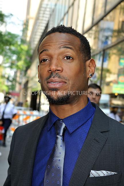 WWW.ACEPIXS.COM<br /> <br /> June 24 2013, New York City<br /> <br /> Actor Marlon Wayans leaving a TV studio on June 24 2013 in New York City<br /> <br /> By Line: Romeo/ACE Pictures<br /> <br /> <br /> ACE Pictures, Inc.<br /> tel: 646 769 0430<br /> Email: info@acepixs.com<br /> www.acepixs.com