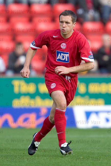 Scott Severin, Aberdeen.stock season 2004-2005.pic willie vass