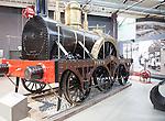 North Star engine, Steam museum of the Great Western Railway, Swindon, England, UK
